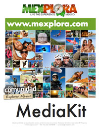 Media Kit Mexplora Anunciate Red de Turismo Mexico